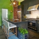 بررسی چند آشپزخانه رنگی