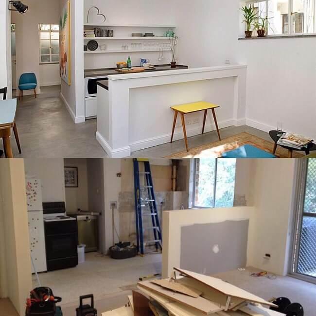 بازسازی ساختمان - منزل یا اداری