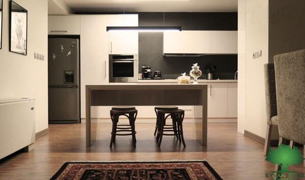 انتخاب جنس کابینت آشپزخانه