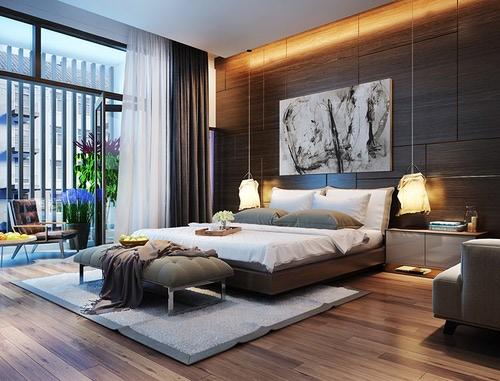 نور گرم در طراحی داخلی