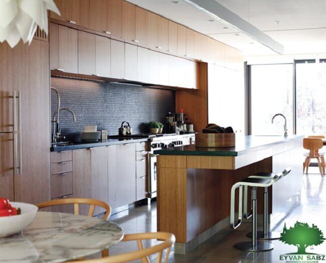 آشپزخانه معاصر