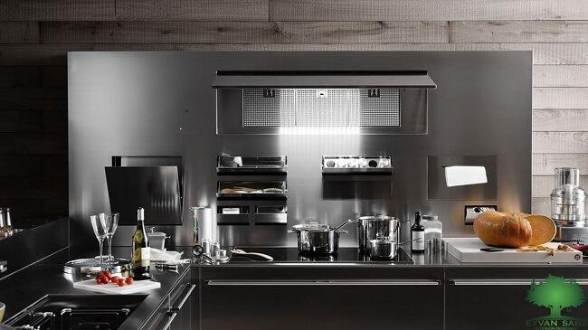 آشپزخانه معاصر و مدرن