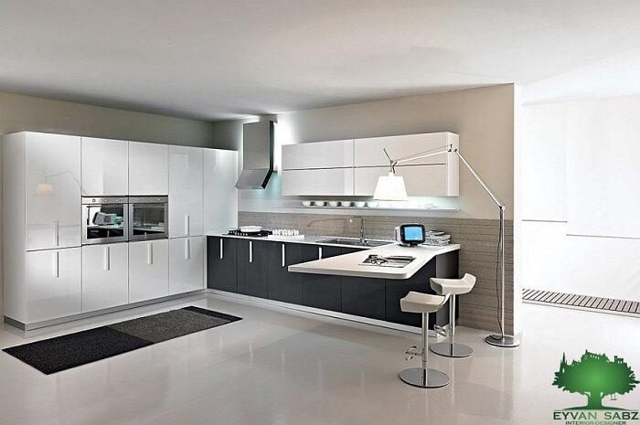آشپزخانه دلباز