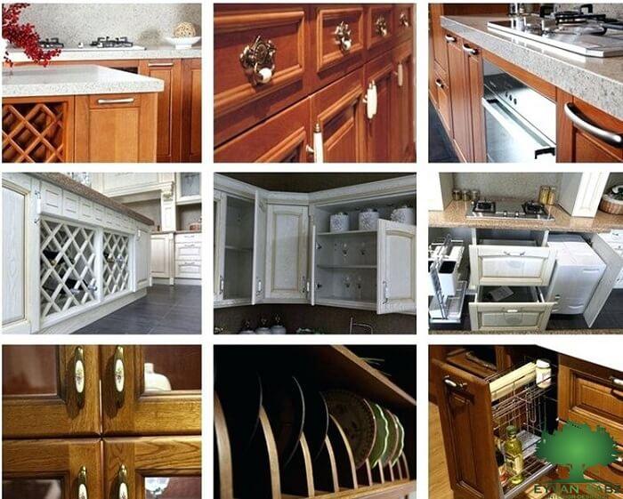 آشپزخانه مدرن و با کیفیت
