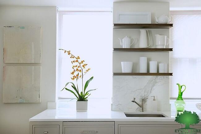 آشپزخانه زیبا و ایده آل