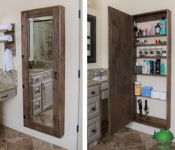سرویس بهداشتی و حمام کوچک لاکچری