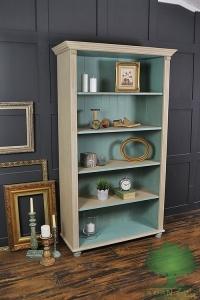 قفسه رنگی دکوری و ایجاد تمایز در دکوراسیون داخلی