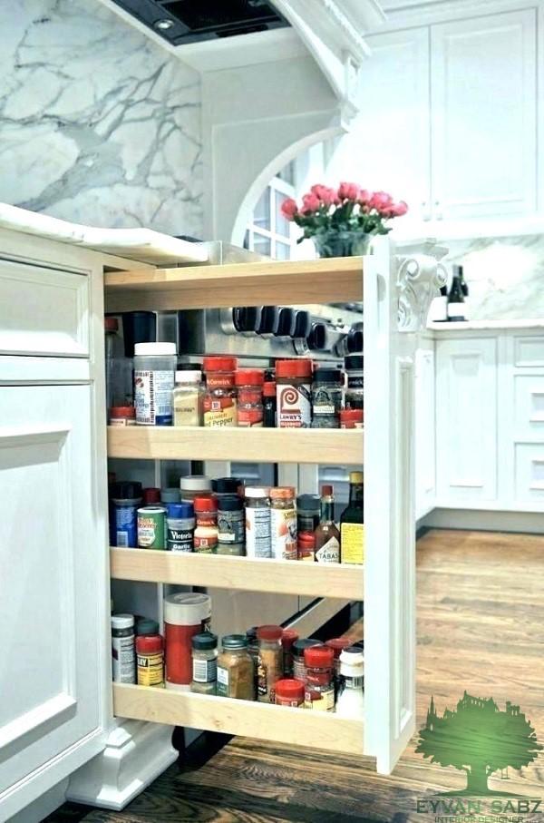 کابینت هوشمند آشپزخانه