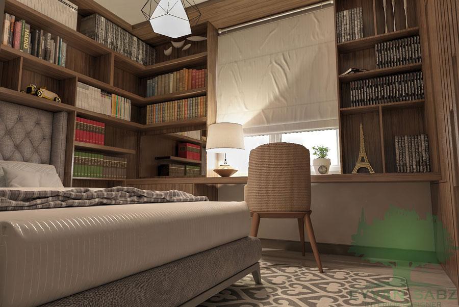 طراحی آپارتمان دروس