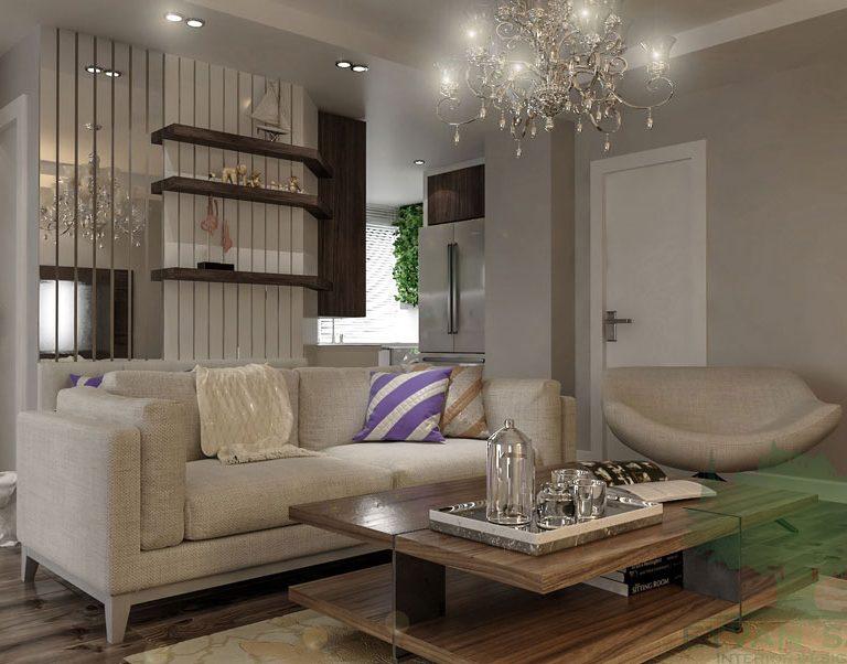 پروژه طراحی آپارتمان شریعتی